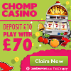 chompcasino with new deposit bonus offer