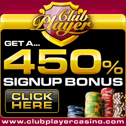 ClubPlayer casino 450 bonus