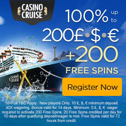win a cruise with Casino Cruise