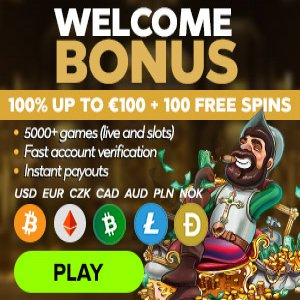 Fastpay Casino 100 free spins