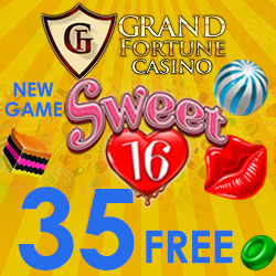 grand fortune 35 free spins