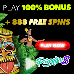 Paradise8 Casino free spins
