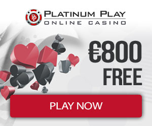 Platinumplay casino 100 free spins