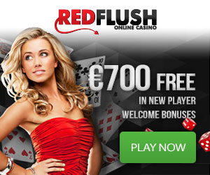 Red Flush Casino 700 free