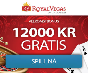 Royal Vegas casino 12 free