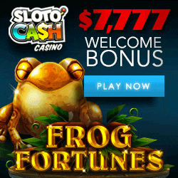 Slotocash-new-game-frog-fortunes
