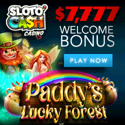 slotocash-casino-Paddy's-Lucky-Forest