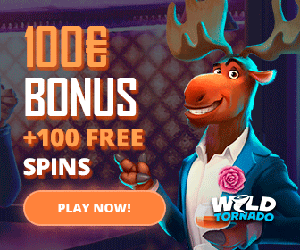 Wildtornado casino bonus plus 100 free spins