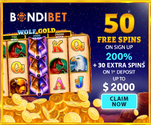 bondibet casino 50freespins-special-offer