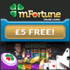 mfortune casino 5 free