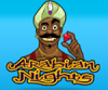Arabian Nights jackpot game