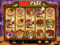 bigchef new slot game