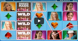 bridesmaids microgaming new slot game