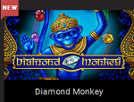 Diamond Monkey new amaya software game