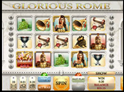 glorious rome new slot game topgame software