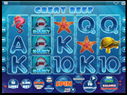 greatreef new slot game topgame software