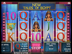 newtales of Egypt new game Topgame software
