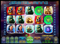 orbitalmining new slot game Topgame software
