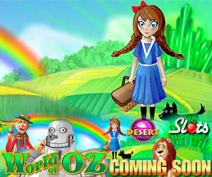 play world-of-oz new videoslot game